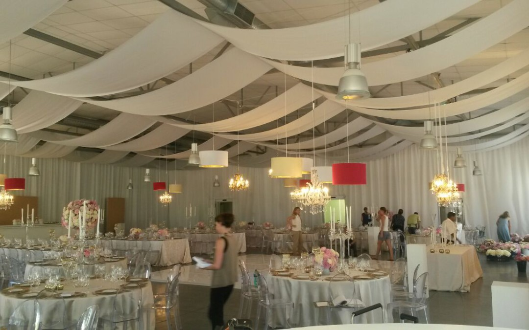 Wedding at Allée Bleue Wine Estate, Cape Winelands