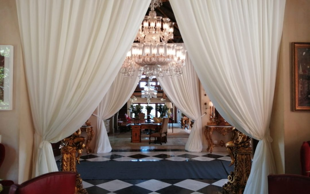 Wedding at La Residence, Franschhoek, Cape Winelands