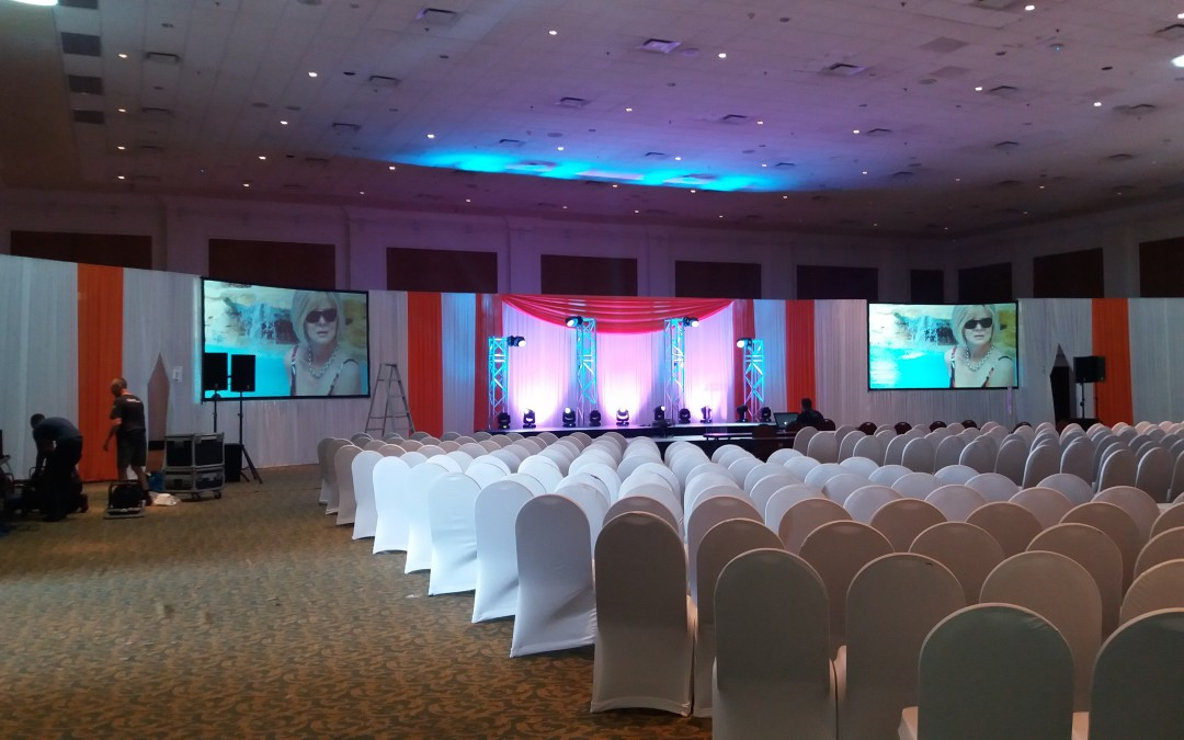 Corporate Event at GrandWest Casino, Cape Town