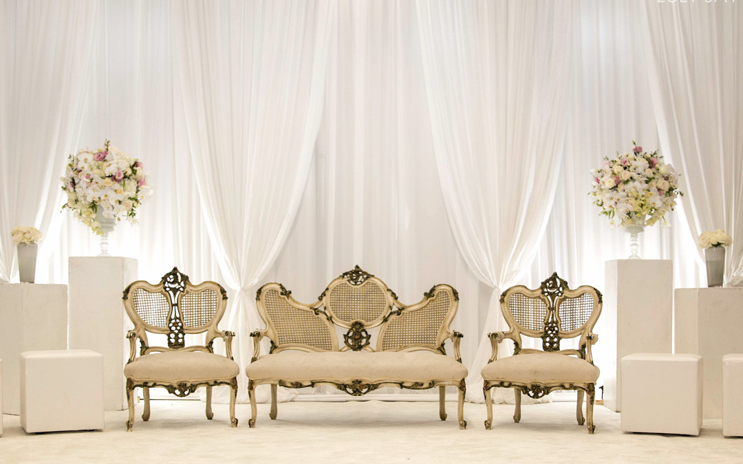 Wedding at Islamia College Hall, Rondebosch East