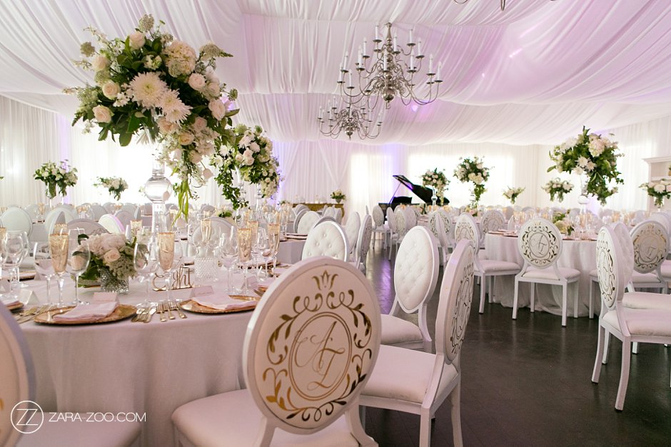 Wedding at Val de Vie Estate, Cape Winelands
