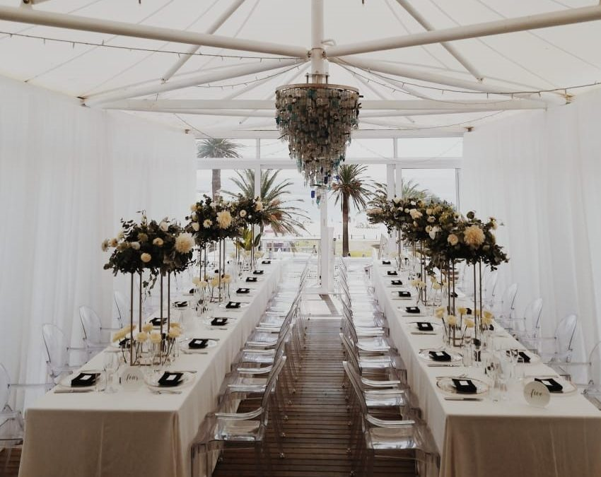 Wedding at Bay Hotel, Camps Bay, Cape Town