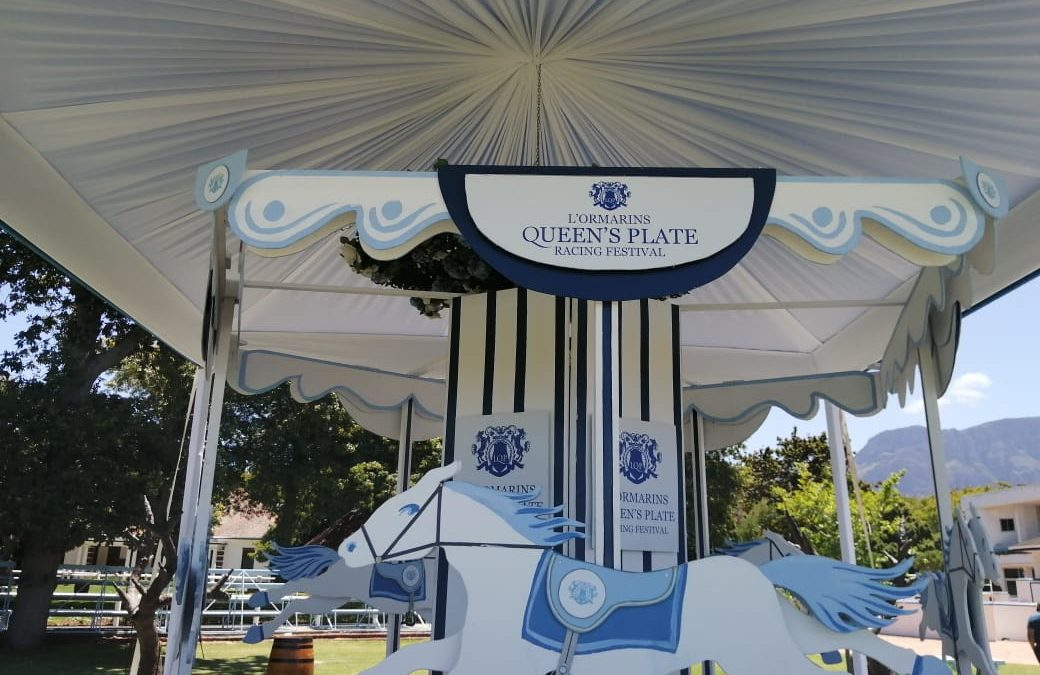 L'Ormarins Queen's Plate, Kenilworth Racecourse, Cape Town